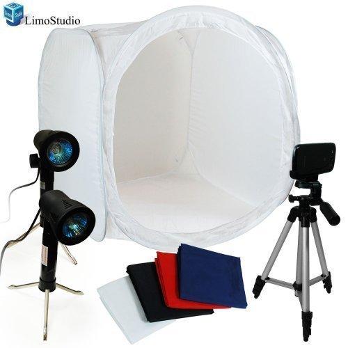 LimoStudio Photography Table Softbox Studio