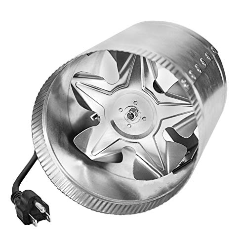 iPower GLFANXBOOSTER4 4 Inch