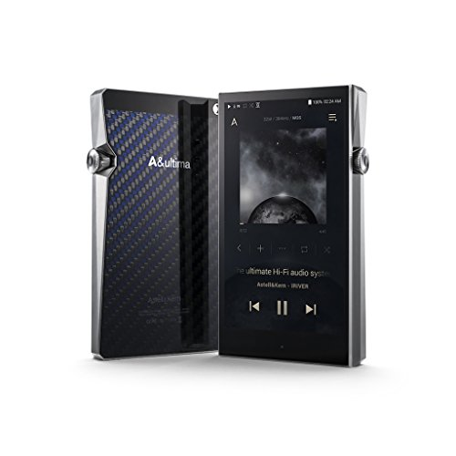 A&ultima SP1000 Stainless Steel High Resolution Audio Player by Astell&Kern by Astell&Kern