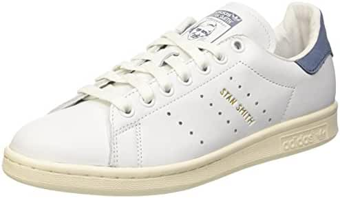 Adidas Mens Stan Smith Leather Trainers