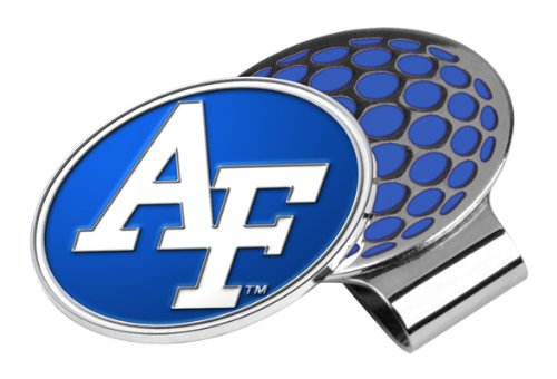 - LinksWalker NCAA Air Force Falcons Golf Hat Clip with Ball Marker