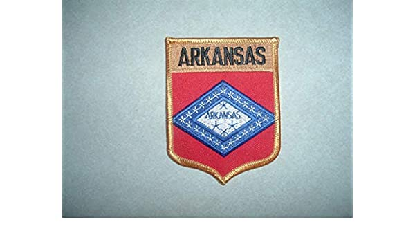 COLLECTABLE PATCH ARKANSAS BRAND NEW OLD STOCK