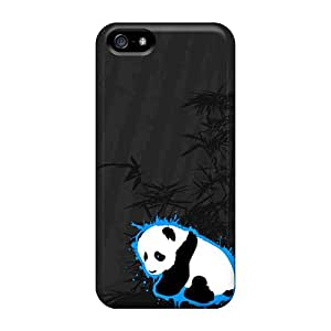 Pretty Ksv610SGux Iphone 5/5s Cases Covers/ Panda Series High Quality Cases