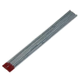 10pcs Electrodos De Tungsteno Para Soldador 1,6 X 150 Mm: Amazon.es: Industria, empresas y ciencia