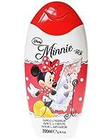 Disney Minnie Fille Shampoo & conditioner, 200ml - rouge
