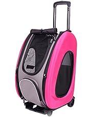 Ibiyaya 5-in-1 Combo EVA Pet Carrier/Stroller