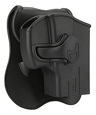 Tactical Scorpion Gear for Taurus Millennium G2 PT111 PT132 PT138 PT140 PT145 PT745 G2c Modular Level II Retention Paddle Holster