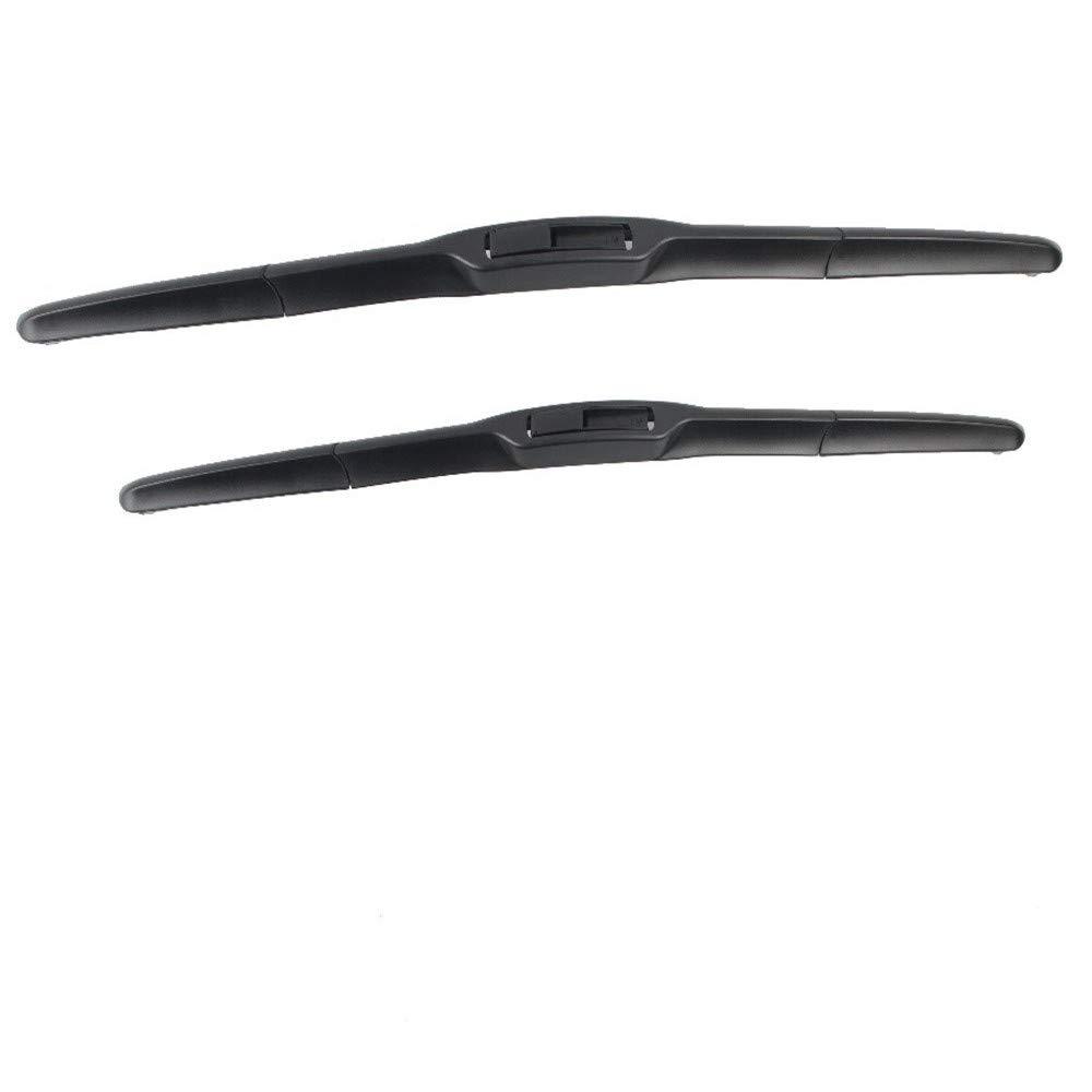 Accessoires De Voiture De Pare-Brise en Caoutchouc Naturel SLONGK Essuie-Glaces De Pare-Brise pour Honda CRZ 2011-2015 Paire 26 20