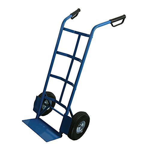 Silverline 550-Pound Heavy Duty Hand Truck, 696966