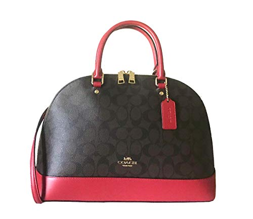 Coach Red Handbag - 8
