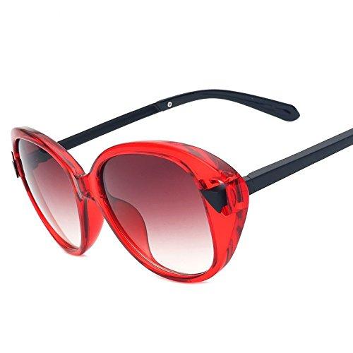 Red Gafas Al Señor De Ojo TIANLIANG04 El Plata Por Red Vintage De Don Gato Mujeres Uv400 Negro aRwS58qz