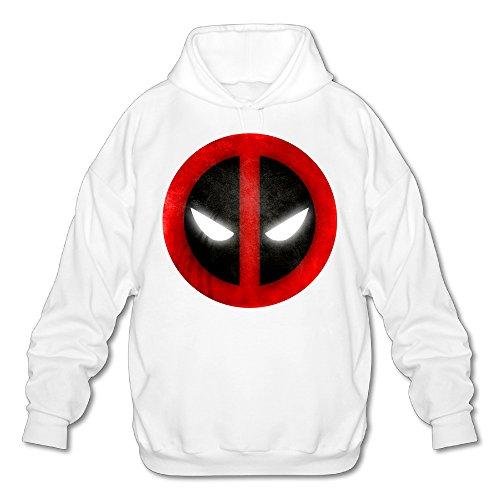 Deadpool Icon Logo Men Hoodies Sweatshirts Pullover Cool Hoodies
