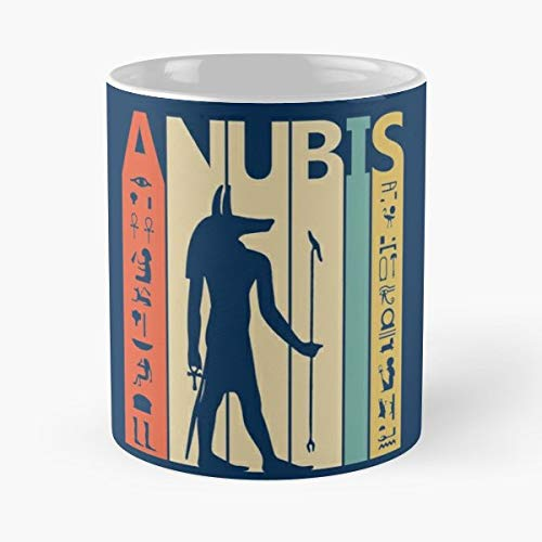 Anubis T Shirt An - Best Gift Ceramic Coffee Mugs]()