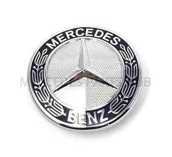 Mercedes S430 00-06 Hood Ornament Emblem 210 880 01 86
