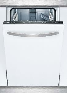 Balay 3VT300NA lavavajilla - Lavavajillas (Totalmente integrado, Negro, Color blanco, 1,7m, 52 Db, A, 70 °C)