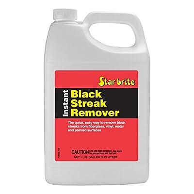 Star brite Instant Black Streak Remover 1 Gallon: Sports & Outdoors