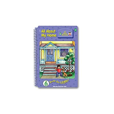 LeapFrog School Ready, Set, Leap Home Level 1A: All About My Home: Stack, Lydia: Toys & Games [5Bkhe1805021]