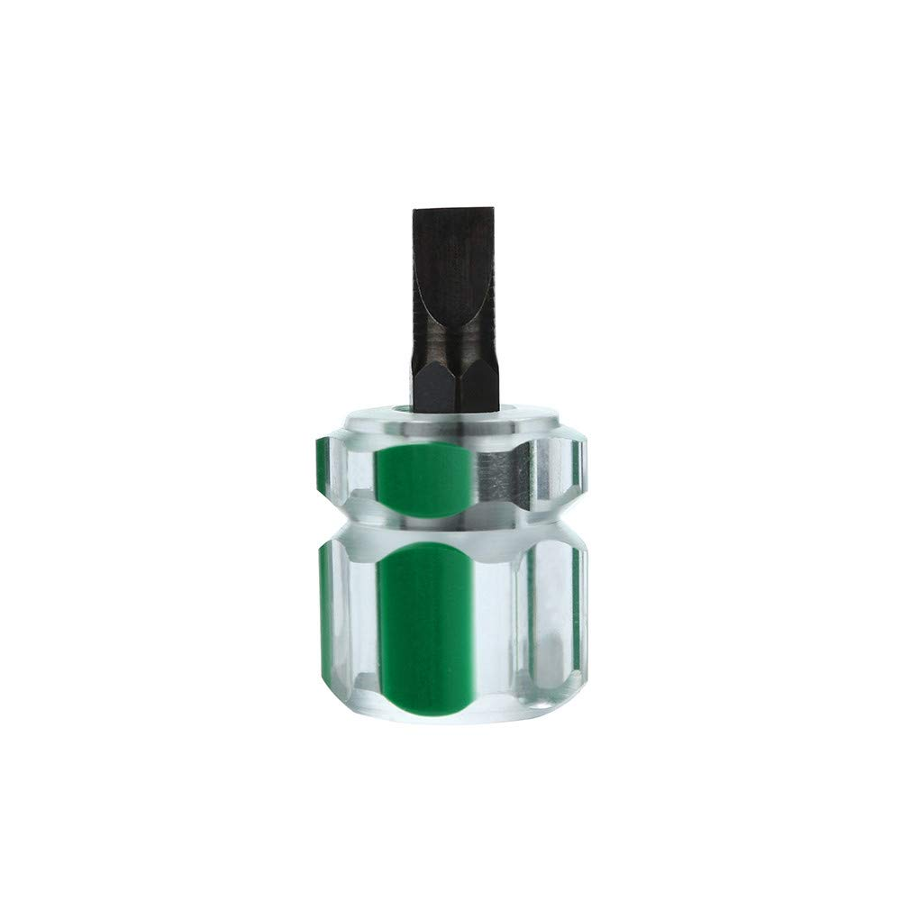 Xindda 2pcs/Set Mini Short Stubby Phillips Slotted Screwdriver Tools Kit Set Useful by Xindda (Image #6)