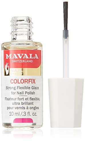 Mavala Nail Top Coat, Colorfix, 0.3-Fluid Ounce