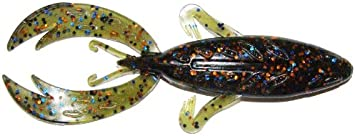 Big Bite Baits 4-Inch Rojas Fighting Frog Lures-Pack of 7