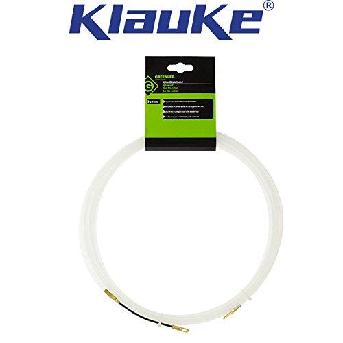Klauke - Tire fils nylon D=4 mm - L=10 m