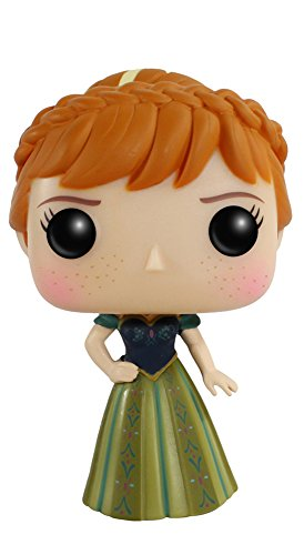 Funko POP Disney: Frozen - Coronation Anna Action Figure