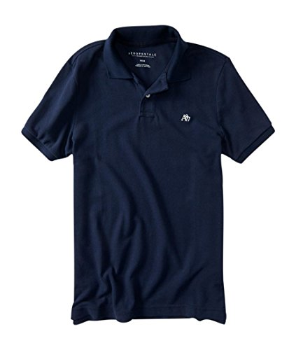 lid Uniform Logo Polo Shirt XX-Large Navy 404 ()