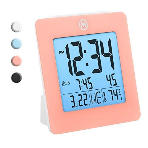 desk clock digital - 1