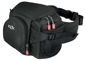 Clik Elite Trekker - Riñonera para cámaras de fotos réflex (tamaño pequeño), color negro