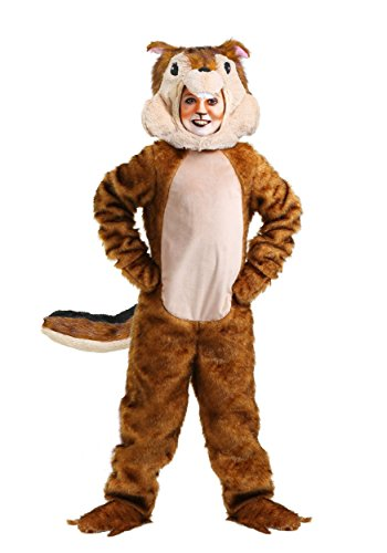 Chipmunk Child Costume Large