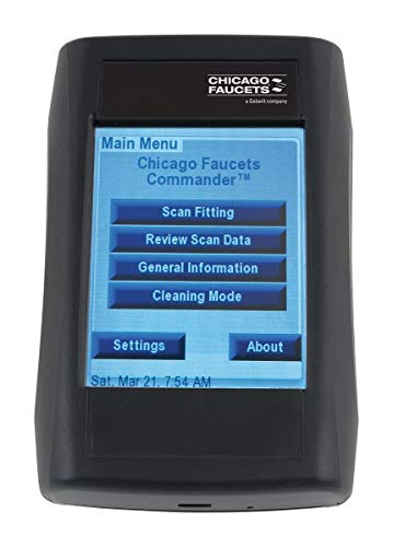 Chicago Faucets CFC Service Remote for For 2-Way Communication with Hytronic, E-Tronic and Galileo Series Electronic - 116.585.00.1