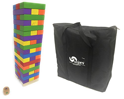 Giant Colorful Tumbling Timbers Storage product image