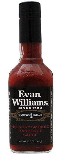 Evan William's Hickory Smoked BBQ Sauce (Barbecue Hickory Sauce Smoked)