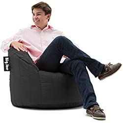Big Joe Lumin Chair, Limo Black