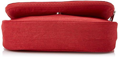 Kipling Femme 26x17x7 spark Cm Sacs Bandoulière Earthbeat Multicolore Red S rTwxqIrXR