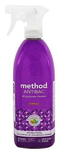 natural antibacterial cleaner - 1