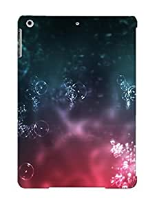Fireingrass Snap On Hard Case Cover Bubbles Protector For Ipad Air