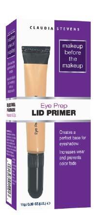 Claudia Stevens Eye Prep Lid Primer .39 oz