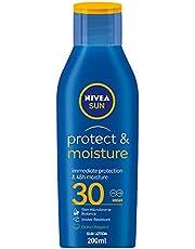لوشن ترطيب وللحماية من أشعة الشمس بمعامل حماية 30 من نيفيا، 200 مل