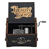 Huntmic Wooden Beauty and The Beast Music