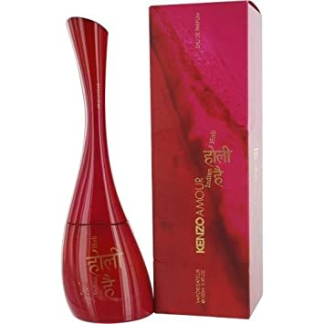73d2fece Amazon.com : KENZO AMOUR INDIAN HOLI by Kenzo EAU DE PARFUM SPRAY 3.4 OZ :  Beauty