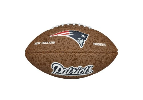 New England Patriots Mini Team Logo Football
