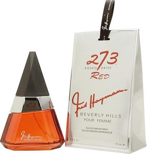 273 Red by Fred Hayman Women's Eau De Parfum Spray 2.5 oz - 100% Authentic