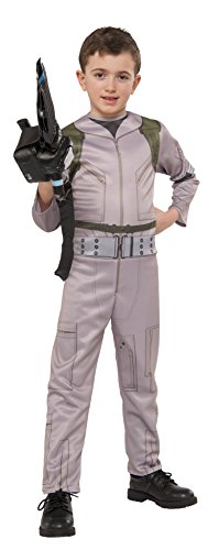 Marshmallow Halloween Costumes (Rubie's Costume Kids Classic Ghostbusters Costume, Medium)