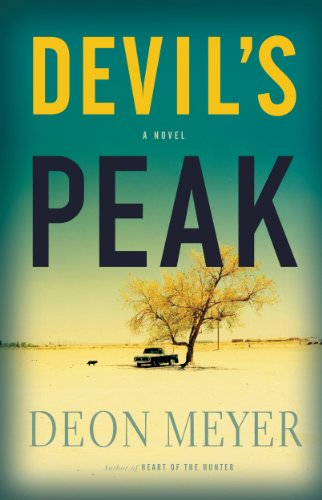 Devil's Peak: A Novel - Meyer Books Deon Kindle