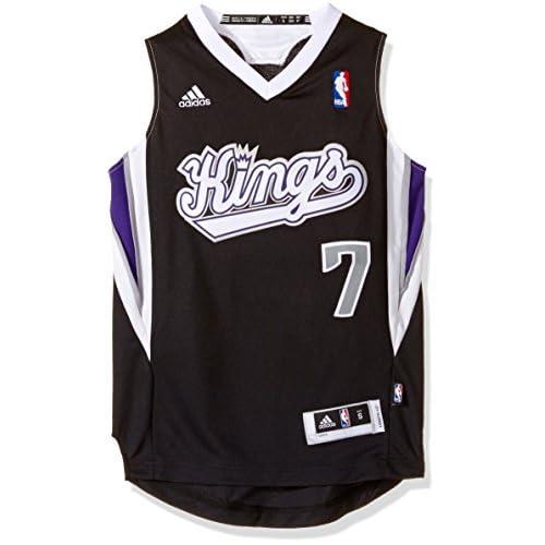 5ab821ce8c4 NBA Sacramento Kings Jimmer Fredette  7 Youth Swingman Atlernate Jersey