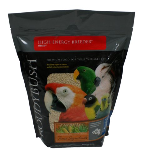 Roudybush High Enery, Nibles Bird Food, - Breeder High Roudybush Energy