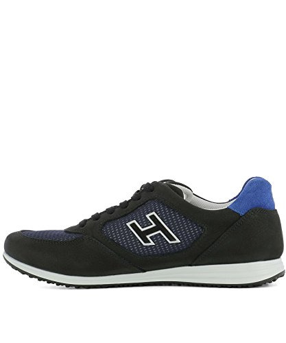 Hogan Sneakers Uomo HXM2050Y810IGB972F Pelle Nero