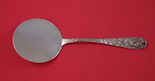 Rose by Stieff Sterling Silver Hot Cake Lifter Not Pierced 8 ()