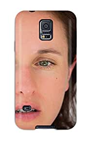 Awesome JsMFOxd2841KkEhs Tasha P Todd Defender Tpu Hard Case Cover For Galaxy S5- Face